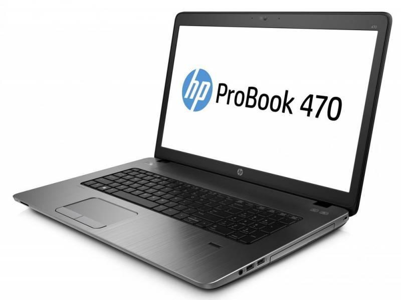 """Ноутбук HP ProBook 470 G3  17.3"""" 1600x900 Intel Core i5 6200U 2.3ГГц 4096МБ DDR3L 1600МГц 500Гб DVD-RW AMD Radeon R7 M340 2048МБ Free DOS BT - фото 3"""