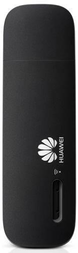 Модем 3G Huawei e8231b USB черный (51071DFM) - фото 1