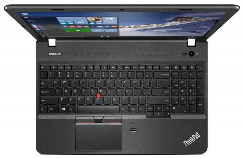 "Ноутбук 15.6"" Lenovo ThinkPad Edge 560 черный - фото 2"