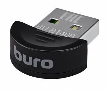 Адаптер USB Buro BU-BT40B черный (BT40B)
