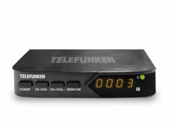 ������� DVB-T2 Telefunken TF-DVBT210 ������