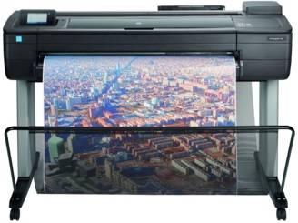 Плоттер HP Designjet T730 A0