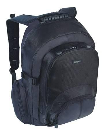 """Рюкзак для ноутбука 16"""" Targus CN600 черный - фото 1"""