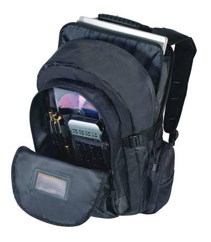 """Рюкзак для ноутбука 16"""" Targus CN600 черный - фото 2"""