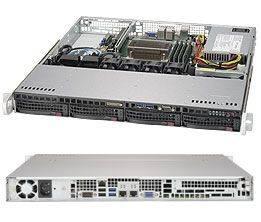Платформа SuperMicro SYS-5019S-M