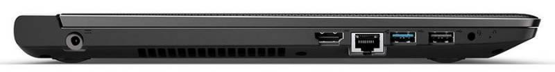 "Ноутбук 15.6"" Lenovo IdeaPad 100-15IBY черный - фото 4"