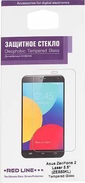 """Защитное стекло Redline для Asus ZenFone 2 Laser 5,5"""""""