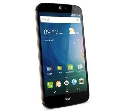 Смартфон Acer Liquid Z630S 32ГБ черный/золотистый - фото 1