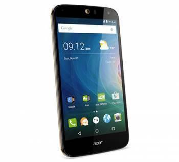 Смартфон Acer Z630S Liquid черный/золотистый, встроенная память 32Gb, дисплей 5.5 1280x720, Android 5.1, камера 8Mpix, поддержка 3G, 4G, 2Sim, WiFi, BT, GPS, microSD (HM.HT6EU.002)