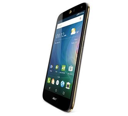 Смартфон Acer Liquid Z630S 32ГБ черный/золотистый - фото 2