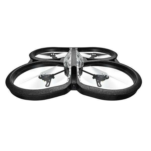 Квадрокоптер PARROT AR.Drone 2.0 Elite Edition Снежный камуфляж белый - фото 1