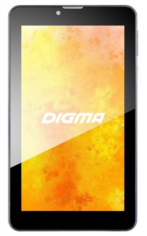 """Планшет 7"""" Digma Plane 7501M 3G 8ГБ черный - фото 1"""