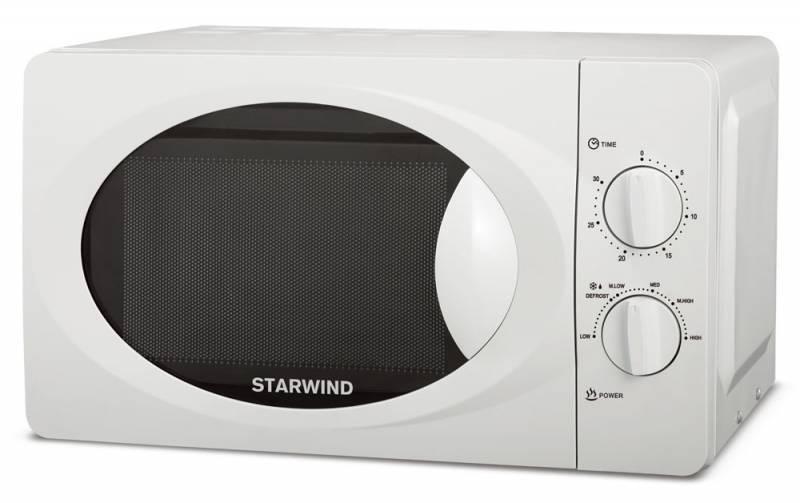 СВЧ-печь Starwind SMW2320 белый - фото 1
