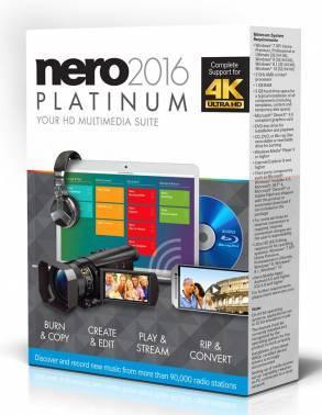 �� Nero 2016 Platinum (4052272001588)