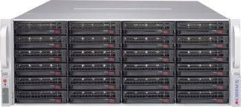 Корпус SuperMicro CSE-847E1C-R1K28JBOD 2 x 1280 Вт черный (CSE-847E1C-R1K28JBOD)