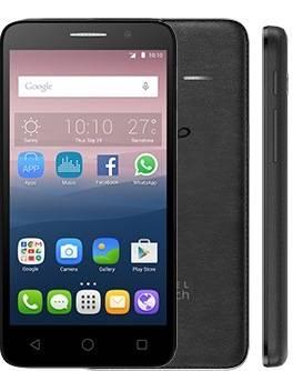 Смартфон Alcatel Pop 3 5015D 8ГБ черный - фото 1