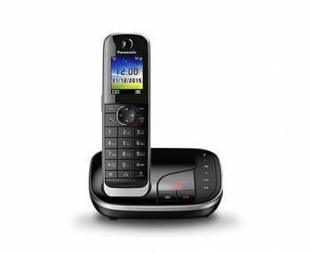 Телефон Panasonic KX-TGJ320RUB черный