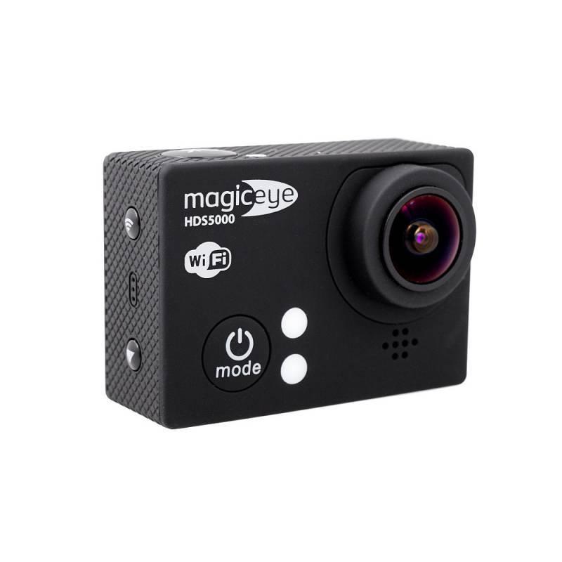 Экшн-камера Gmini MagicEye HDS5000 черный - фото 1