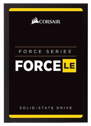 Накопитель SSD 480Gb Corsair Force LE 200 CSSD-F480GBLEB 200 SATA III - фото 2