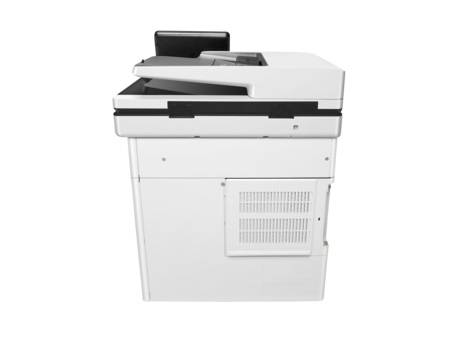 МФУ HP Color LaserJet Enterprise M577dn - фото 4