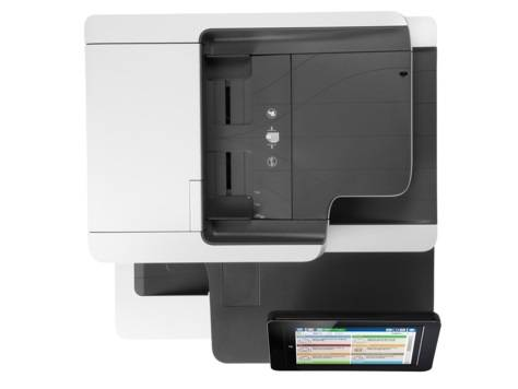 МФУ HP Color LaserJet Enterprise M577dn - фото 5