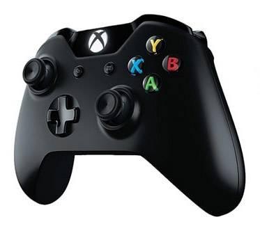 Геймпад Microsoft Xbox One+ Wireless Adapter for Windows 10 черный - фото 1
