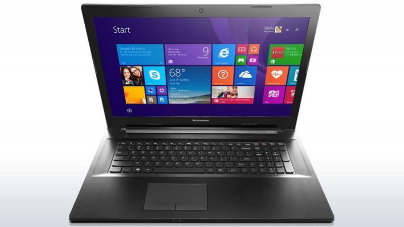 "Ноутбук 17.3"" Lenovo IdeaPad B7080 серый - фото 1"