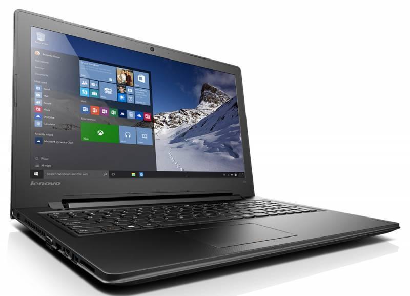 "Ноутбук 15.6"" Lenovo IdeaPad 300-15IBR (80M30034RK) черный - фото 2"