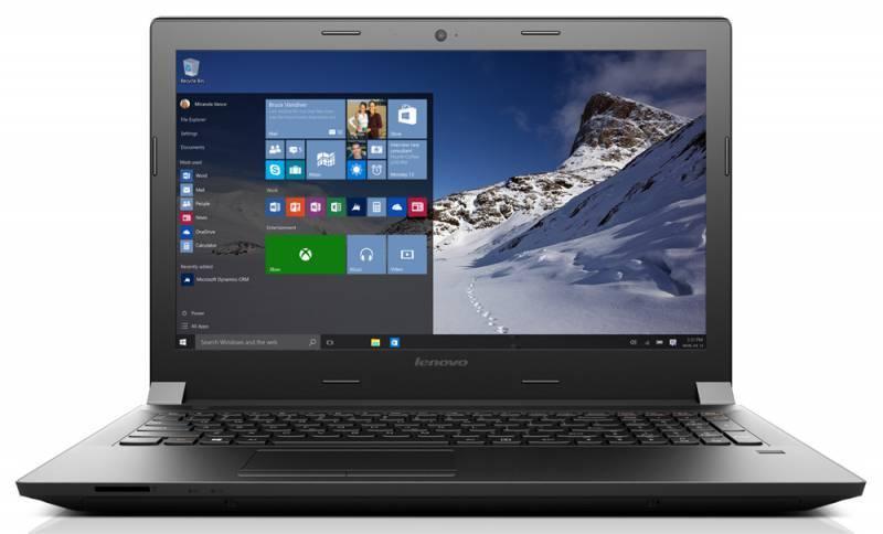 "Ноутбук 15.6"" Lenovo IdeaPad B5180 черный - фото 1"