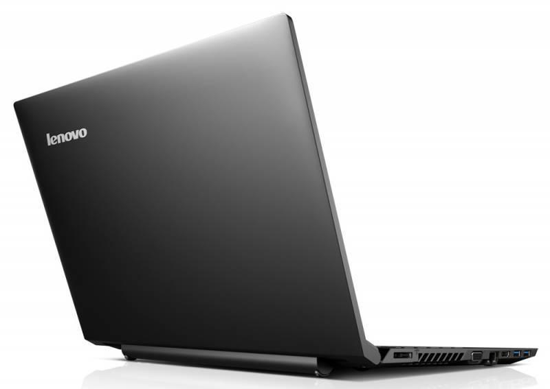 """Ноутбук Lenovo IdeaPad B5180  15.6"""" 1920x1080 Intel Core i5 6200U 2.3ГГц 6144МБ DDR3L 1600МГц 1000Гб DVD-RW AMD Radeon R5 M330 2048МБ Free DOS BT - фото 3"""