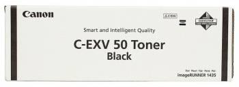 Тонер для копира Canon C-EXV50 черный 465 грамм (9436B002)
