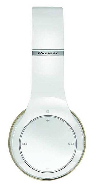 Наушники Pioneer SE-MJ771BT-W белый - фото 1