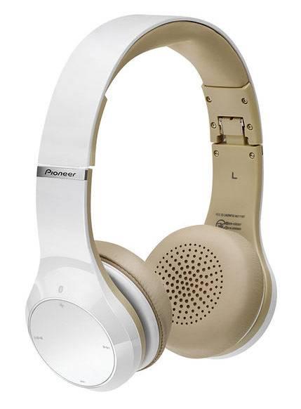 Наушники Pioneer SE-MJ771BT-W белый - фото 2