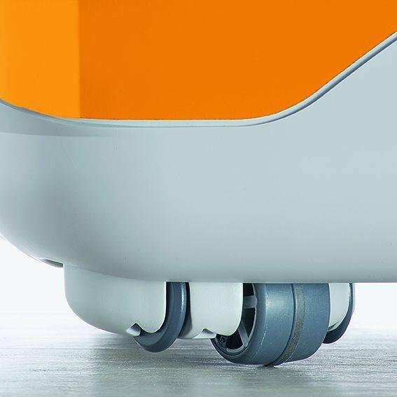 Моющий пылесос Thomas Twin Cat & Dog XT серый/оранжевый - фото 4