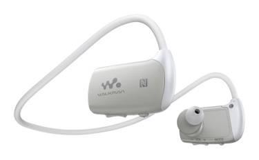 mp3-плеер 4Gb Sony NWZ-WS613 белый - фото 1