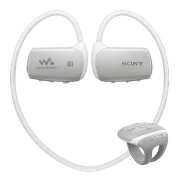 mp3-плеер 4Gb Sony NWZ-WS613 белый - фото 3