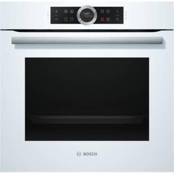 Духовой шкаф электрический Bosch HBG634BW1 белый
