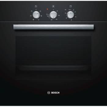 Духовой шкаф электрический Bosch HBN211S0J черный