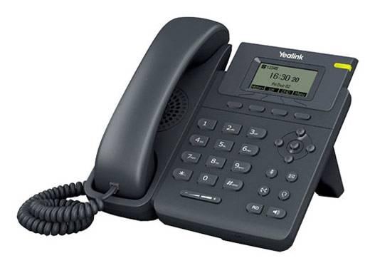 Телефон SIP Yealink SIP-T19P E2 черный - фото 1