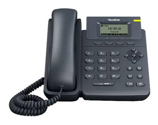 Телефон SIP Yealink SIP-T19P E2 черный - фото 2
