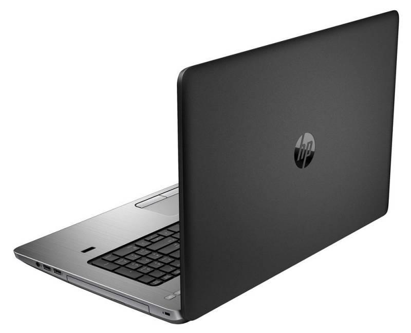 """Ноутбук 17.3"""" HP ProBook 470 G3 черный - фото 5"""