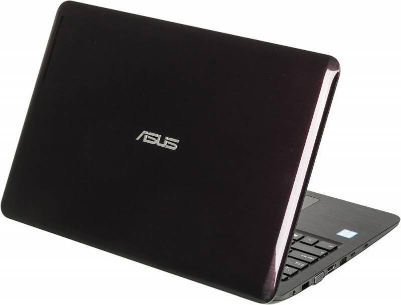 """Ноутбук 15.6"""" Asus X556UA-XO029T темно-коричневый - фото 2"""