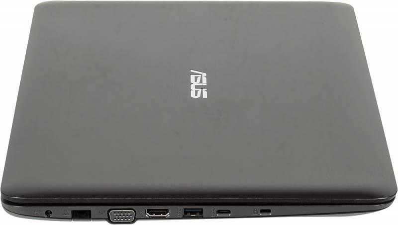 """Ноутбук 15.6"""" Asus X556UA-XO029T темно-коричневый - фото 4"""