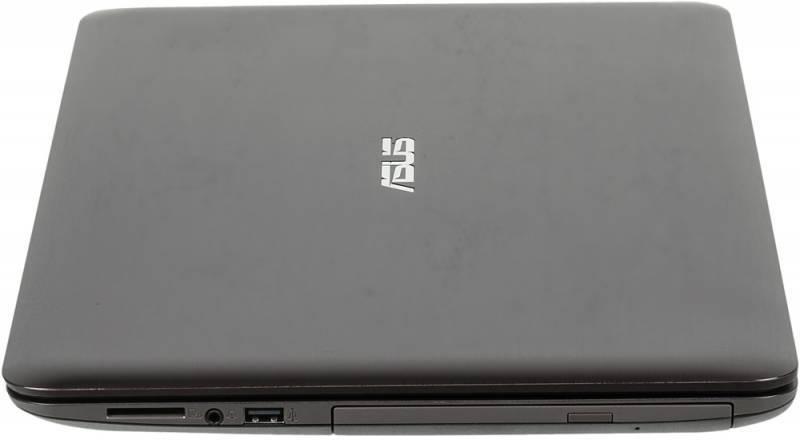 """Ноутбук 15.6"""" Asus X556UA-XO029T темно-коричневый - фото 6"""