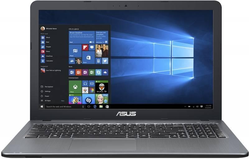 """Ноутбук 15.6"""" Asus X540SA-XX079D серебристый - фото 1"""