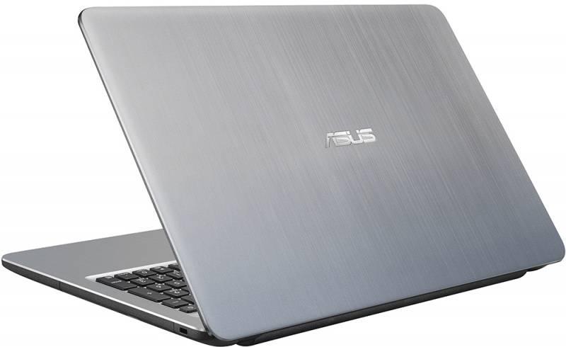 """Ноутбук 15.6"""" Asus X540SA-XX079D серебристый - фото 3"""