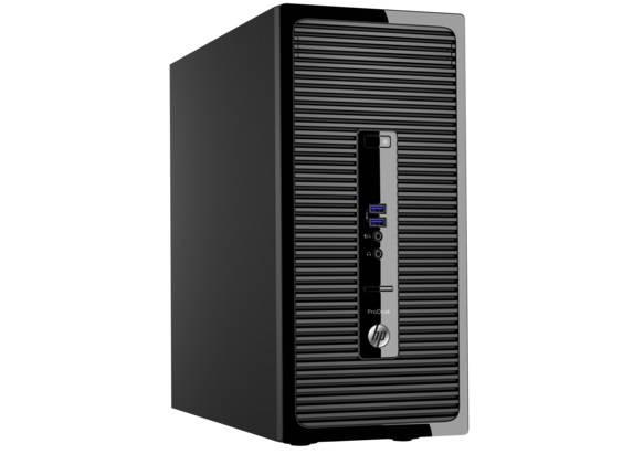 Системный блок HP ProDesk 490 G3 черный - фото 1