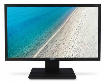 Монитор 23.8 Acer V246HYLbd черный