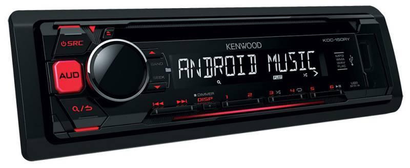 Автомагнитола Kenwood KDC-150RY - фото 2
