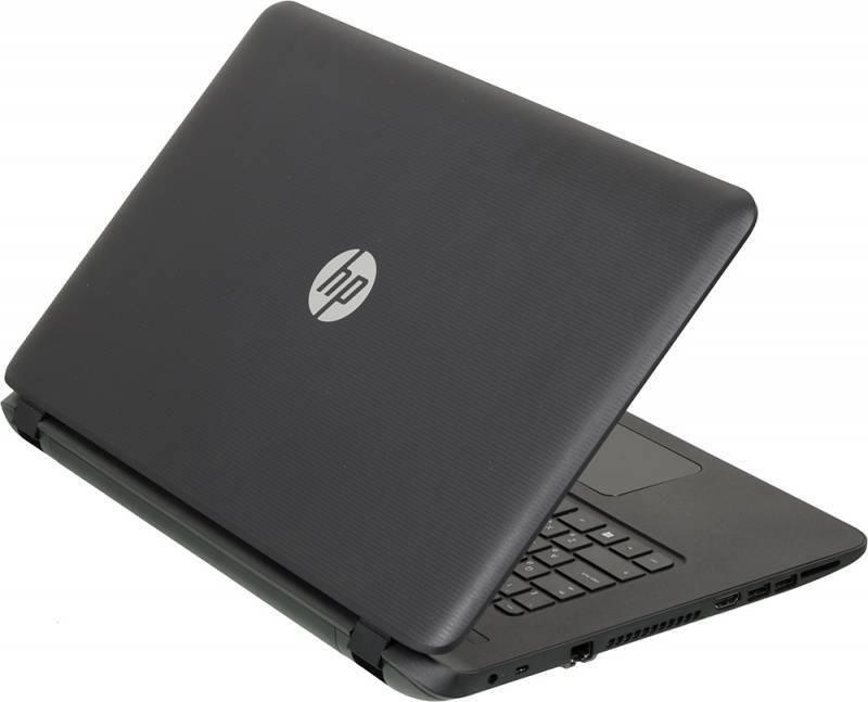 """Ноутбук 17.3"""" HP 17-p102ur черный - фото 2"""